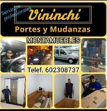 Vininchi portes y mudanzas
