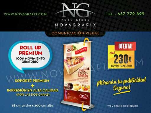 Imagen producto Roll up publicitario  2