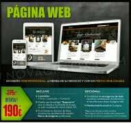 Imagen Diseño página web profesional