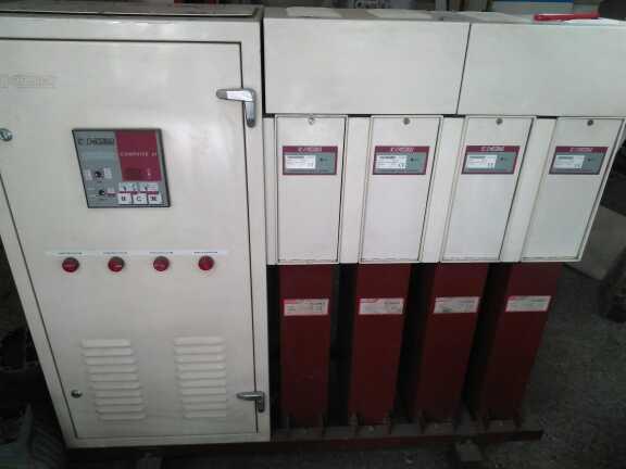 Imagen Batería condensadores 165 kVA