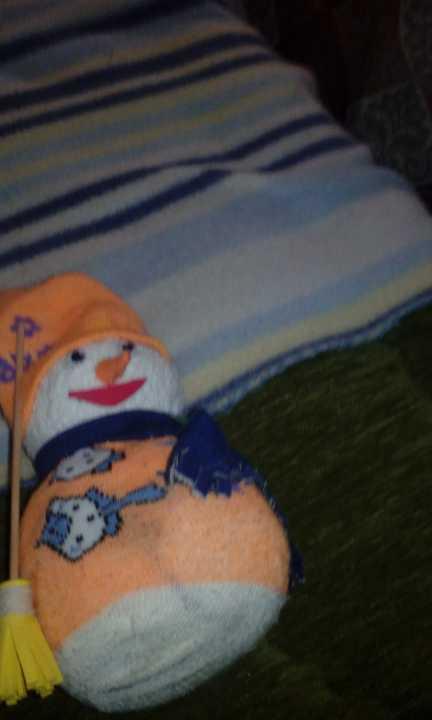 Imagen producto Muñeco de nieve 1