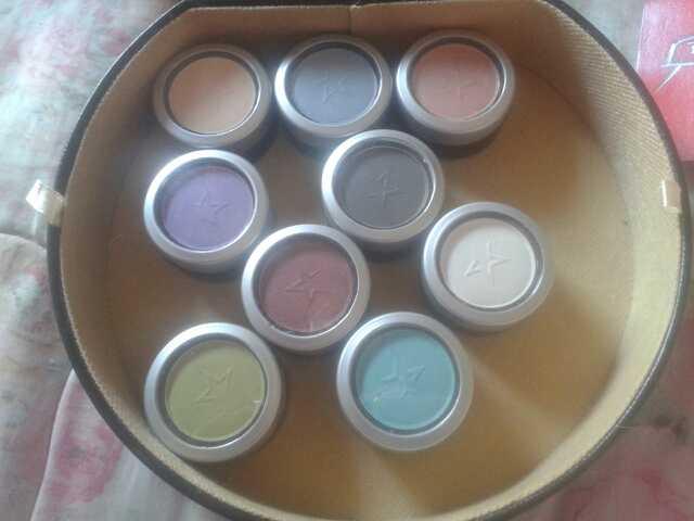 Imagen producto 9 colores de ojos sombras  1
