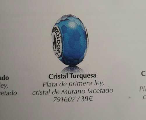 Imagen producto Bola ORIGINAL PANDÓRA 4