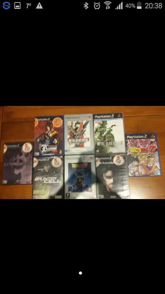 Imagen 8 juegos ps2 (pack)
