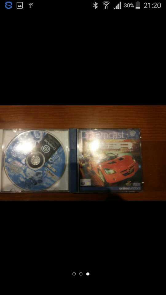 Imagen dos juegos dreamcast