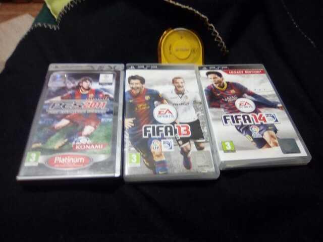 Imagen juegos de PSP