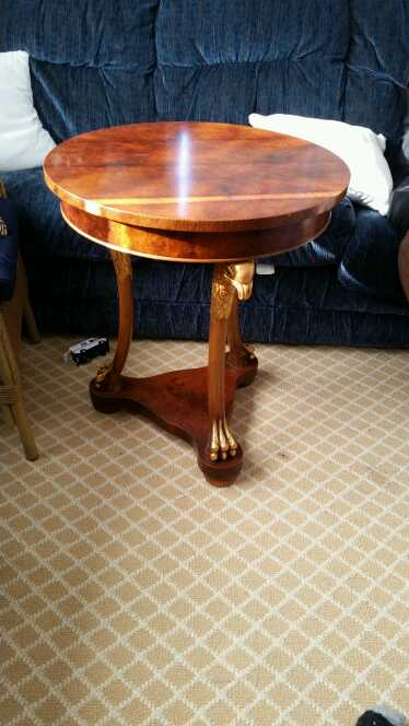 Imagen mesa decorativa