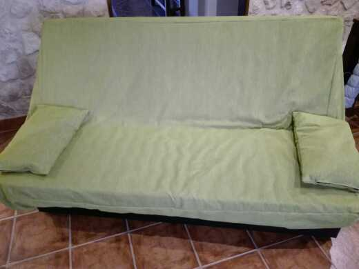 Imagen producto Sofa cama casi nuevo 1