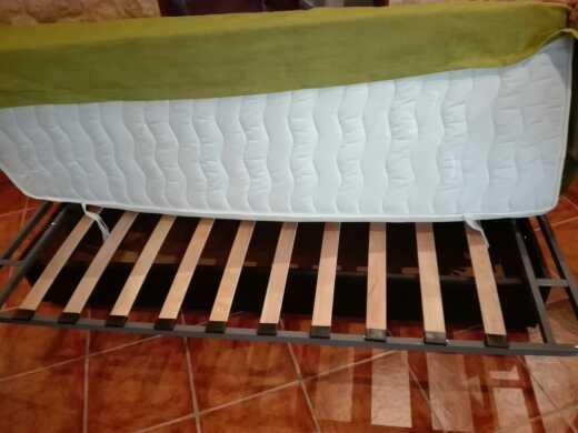 Imagen producto Sofa cama casi nuevo 3