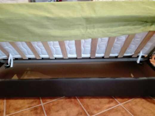Imagen producto Sofa cama casi nuevo 4