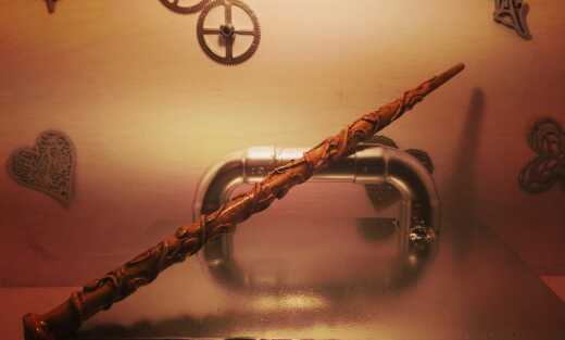 Imagen varita Hermione Granger