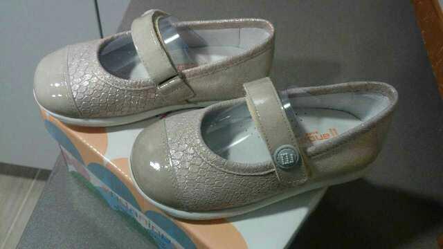 Imagen Zapatos sin estrenar niña n24