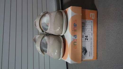 Imagen producto Zapatos sin estrenar niña n24 4