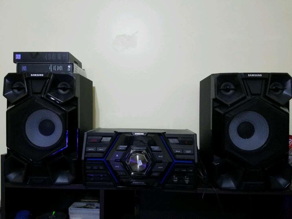 Imagen sistema de audio