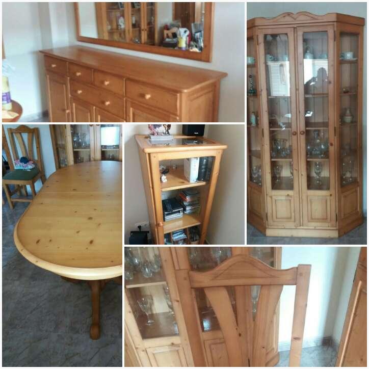 Imagen muebles rusticos de madera