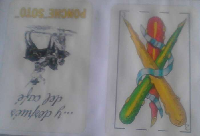 Imagen baraja española ponche soto
