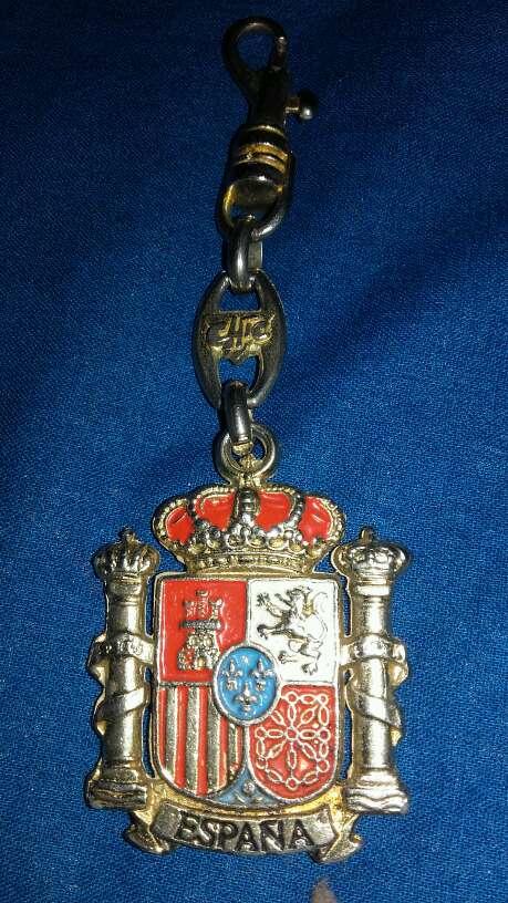 Imagen Llavero de España