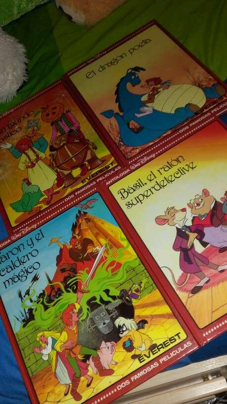 Imagen Libros originales de Walt Disney