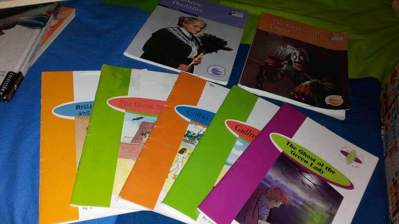 Imagen Lote inglés 7 libritos