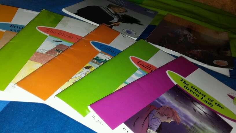 Imagen producto Lote inglés 7 libritos 2