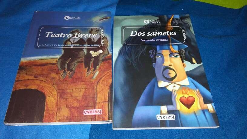 Imagen Libros Everesr de diálogos