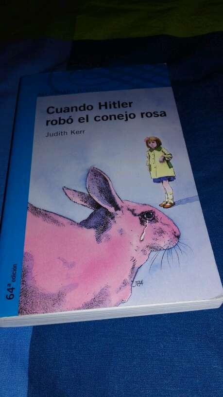 Imagen Cuando Hitler robó el conejo rosa