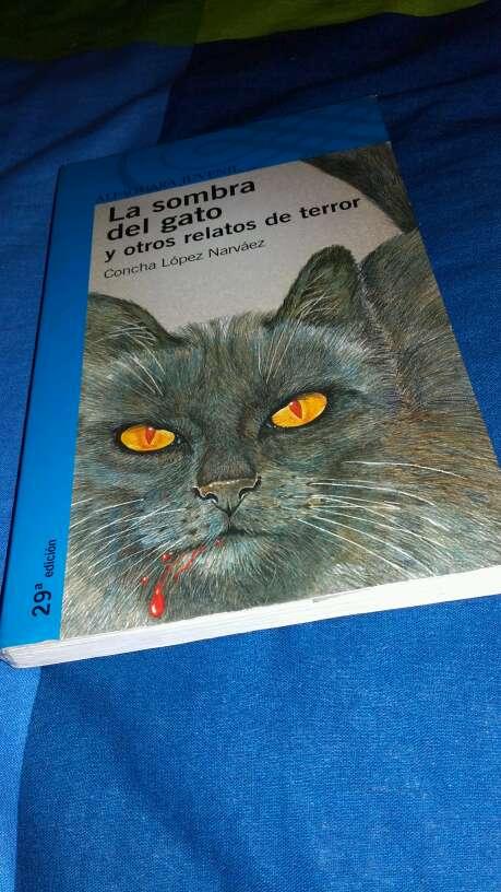 Imagen producto La sombra del gato y otros relatos de terror 1