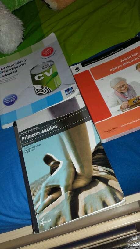 Imagen producto Lote libros formativos 1