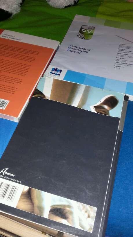 Imagen producto Lote libros formativos 4