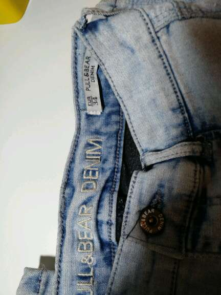 Imagen producto Jeans Pull And Bear  2