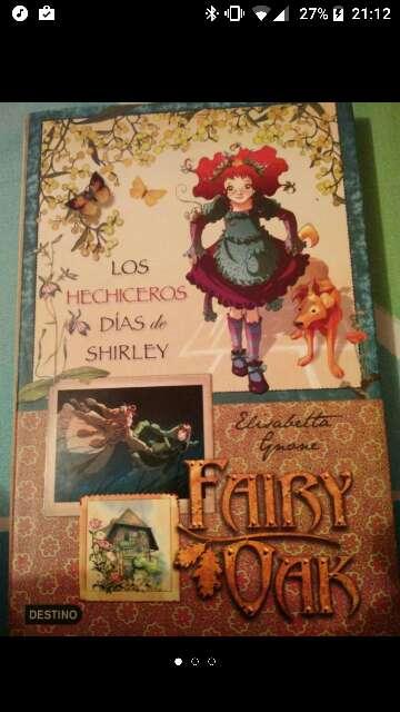 Imagen producto Serie de Fairy Oak. 1