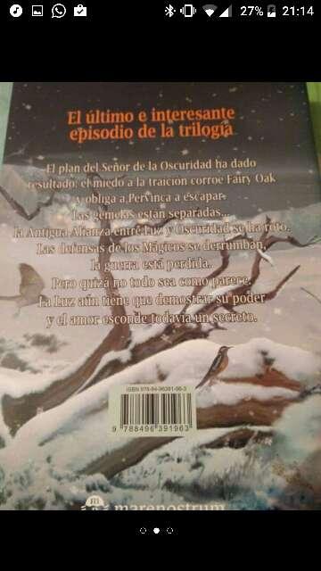 Imagen producto Serie de Fairy Oak 2