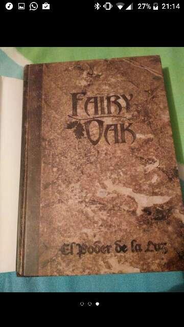 Imagen producto Serie de Fairy Oak 3