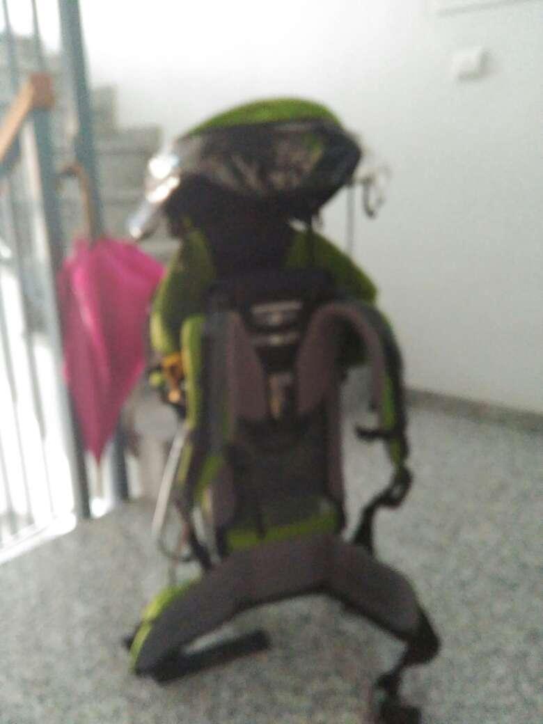 Imagen producto Mochila de montaña para bebé 2