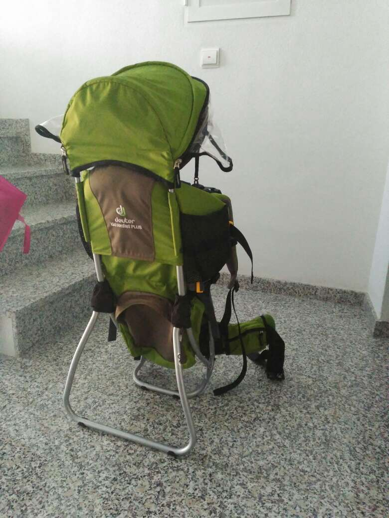Imagen producto Mochila de montaña para bebé 1