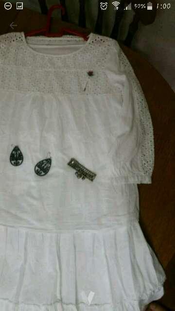 Imagen falda+blusa