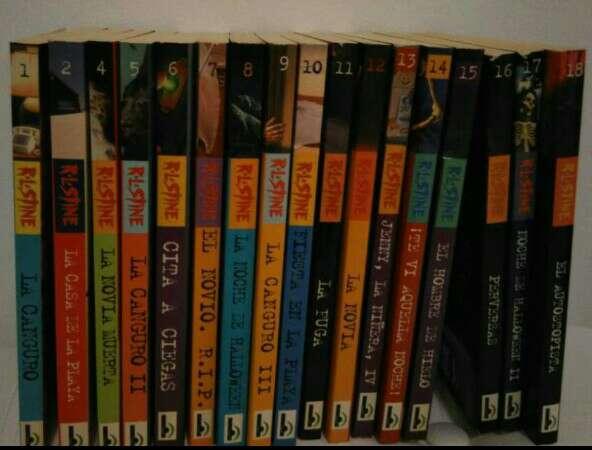 Imagen colección libros