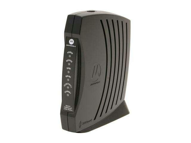 Imagen Cable Módem Motorola 5100i