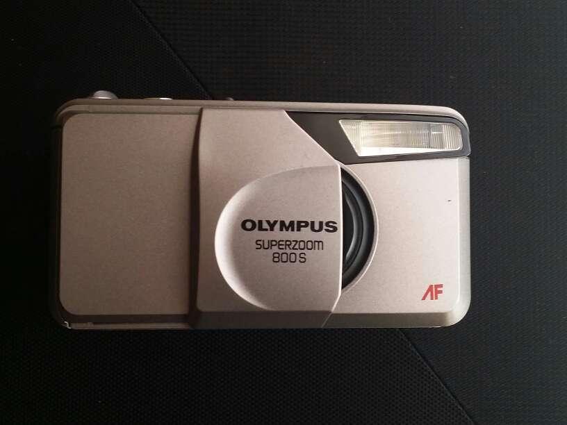 Imagen Olympus Super zoom 800 S