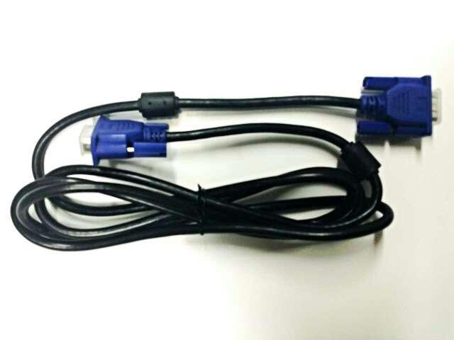 Imagen Cables Conexión VGA