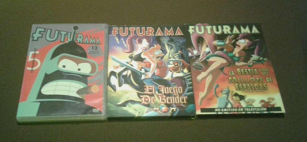 Imagen producto Futurama 2