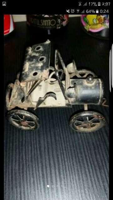 Imagen coche de hierro