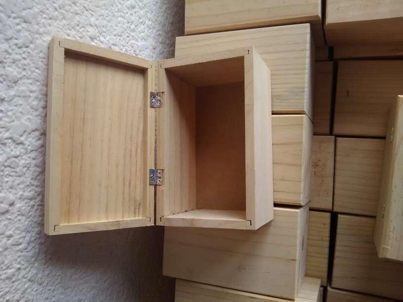 Imagen producto Cajas de madera a 1,50€ 3