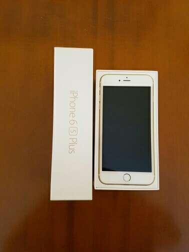 Imagen iphone 6s plus 64 gb