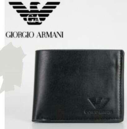 Imagen cartera hombre Armani