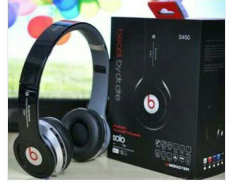 Imagen Beats by dr solo