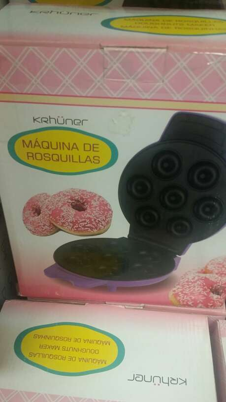 Imagen máquina para hacer donut