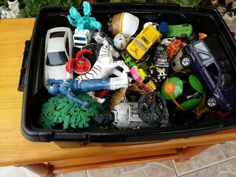 Imagen caja de juguete
