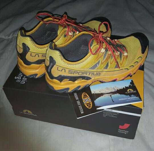 Imagen producto Zapatillas trail. La Sportiva  3