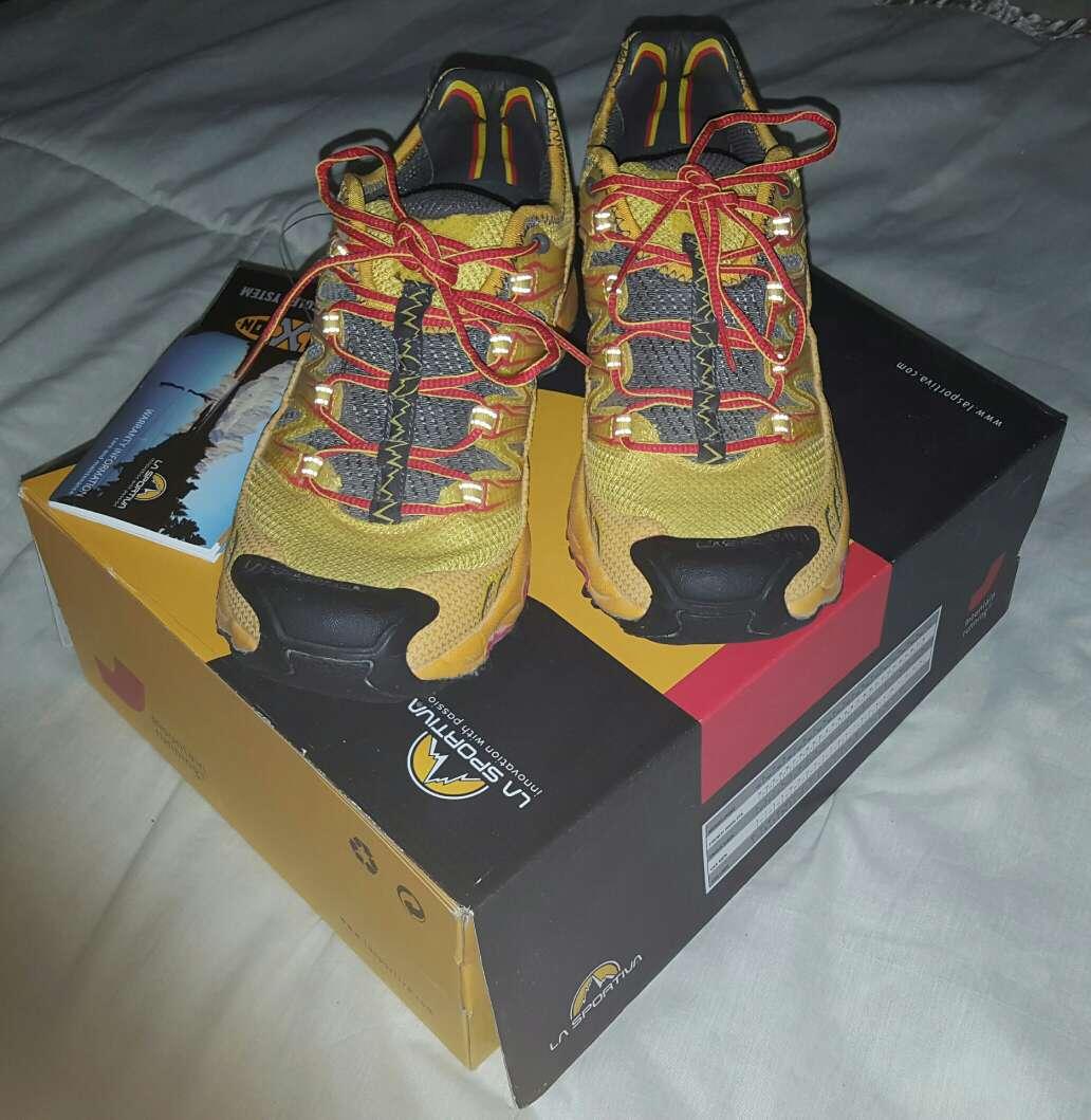 Imagen producto Zapatillas trail. La Sportiva  2